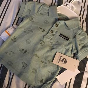 Timberland 2pc shorts outfit